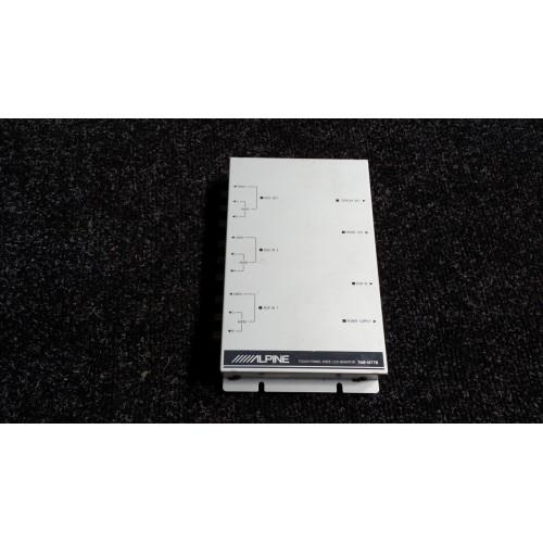 Главный блок экрана Alpine TME-M770S