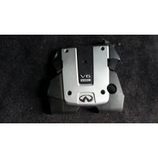 14041-EY01A Крышка двигателя накладка декоративная моторного отсека Infiniti q70 m37 m25 m56 M IV y51 б/у