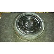 42700-SNA-A01 Диск и резина запасное колесо запаска Honda Civic 4D VIII рестайлинг б/у