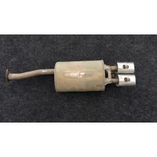 18307-SNB-J01  Глушитель в сборе с насадками Honda Civic 4D VIII рестайлинг б/у