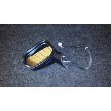 76250-SNK-R02ZA Зеркало левое на дверь боковое Honda Civic 4D VIII рестайлинг б/у