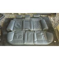 R02349 Сиденья задние спинка с airbag боковыми подушками Phaeton б/у