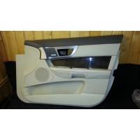 C2Z8787RKE Обшивка передней правой двери 8x23-5423712-E Jaguar XF б/у