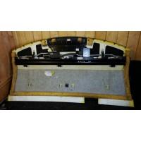 3D5863413DA4A2 Задняя шторка полка багажника Phaeton б/у