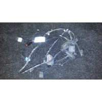 8X2T-14633-DD Проводка задней левой двери Jaguar XF б/у