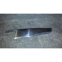 8x23-f255a62-ac Накладка двери хром черный задняя правая Jaguar XF б/у