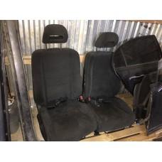 R01939 Сиденья передние Honda Civic 4D VIII рестайлинг б/у