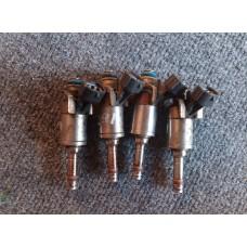 16600-1KC0A Форсунка инжекторная электрическая JUKE  б/у