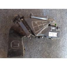 3D0819509 Корпус отопителя, воздуховода в полу левый, нагреватель в сборе 3D0819873C Phaeton б/у